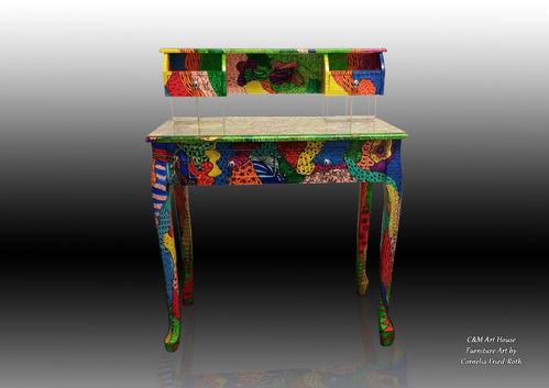 Furniture Art By Cornelia Fried Roth C M Art House Shop